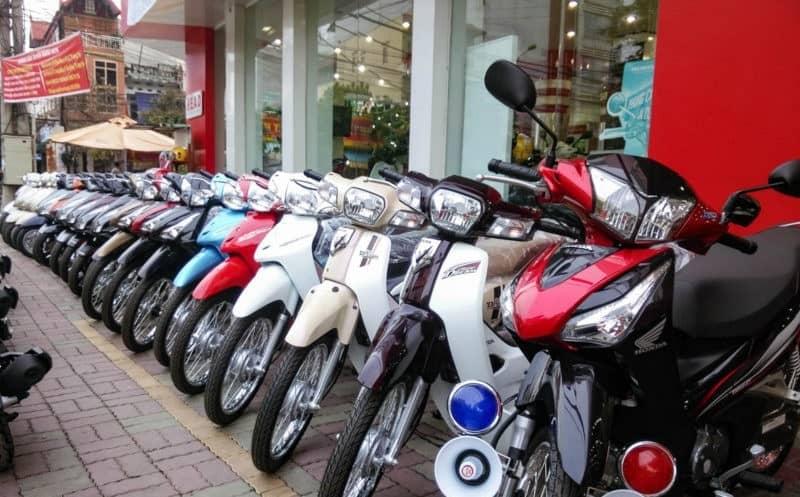 dịch vụ thuê xe máy tại sân bay đà nẵng