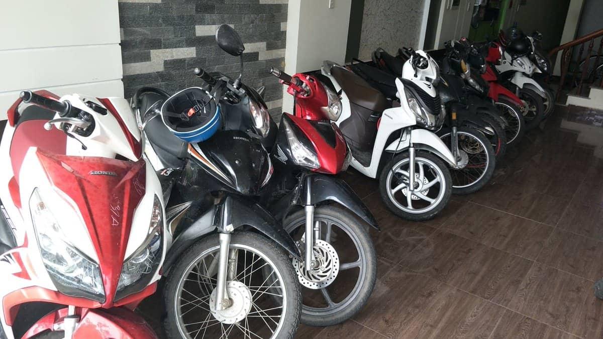 dịch vụ thuê xe máy tại đà nẵng