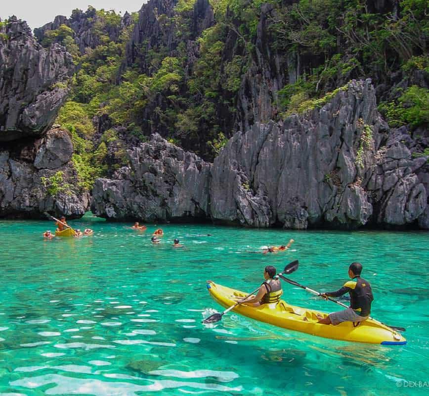 địa điểm du lịch ở Philippines