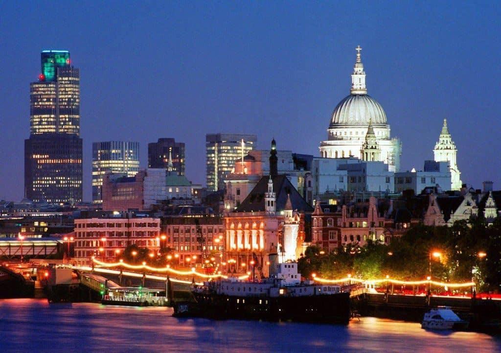 Du lịch nước Anh