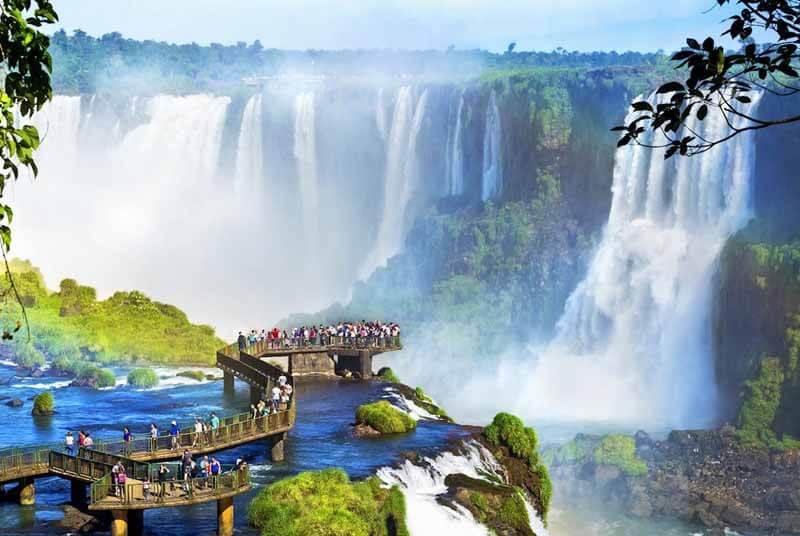 địa điểm du lịch ở châu mỹ