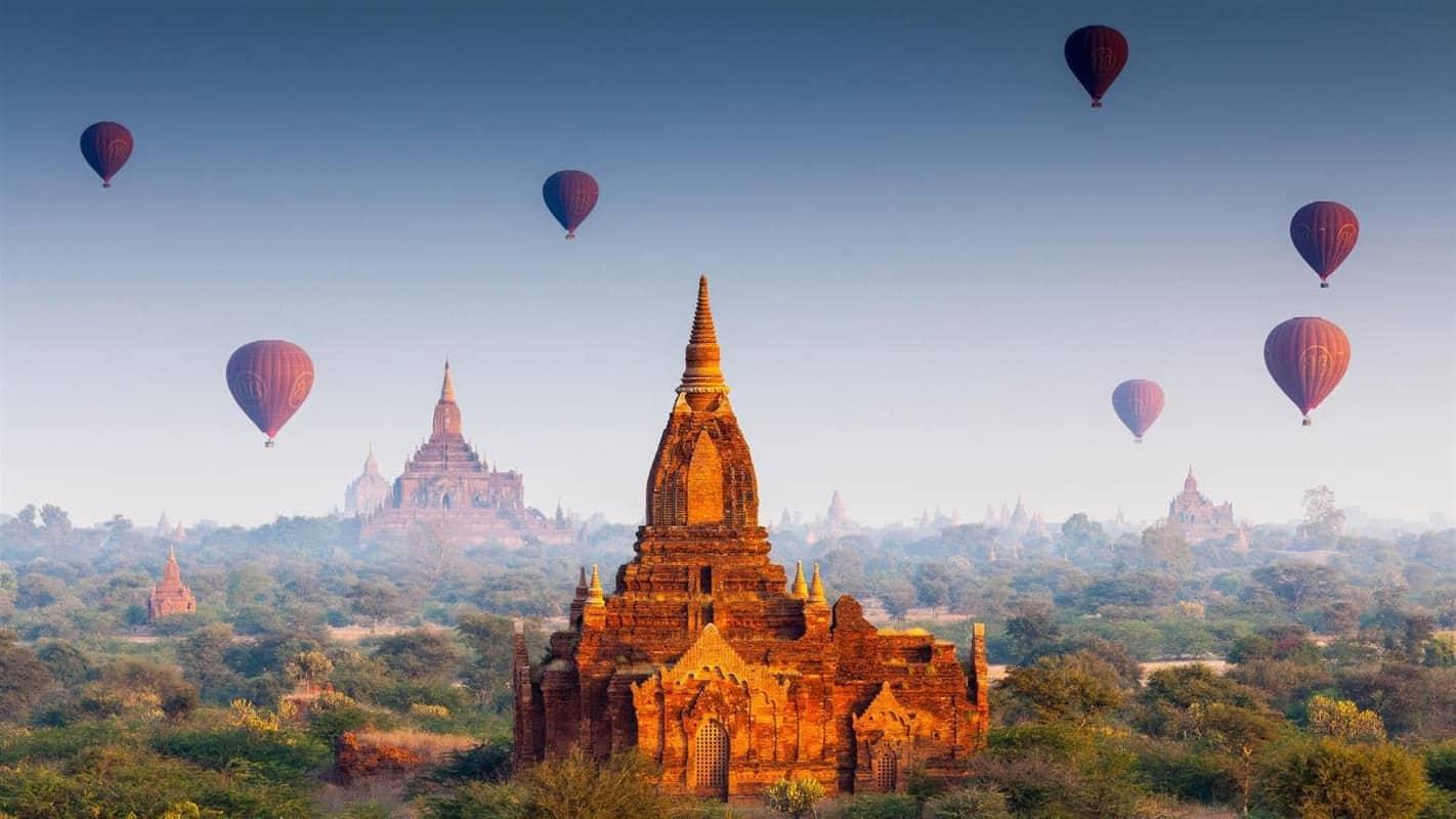 địa điểm du lịch tại Đông Nam Á