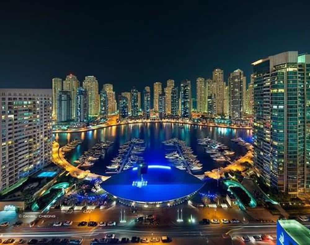 Đi du lịch ở Dubai