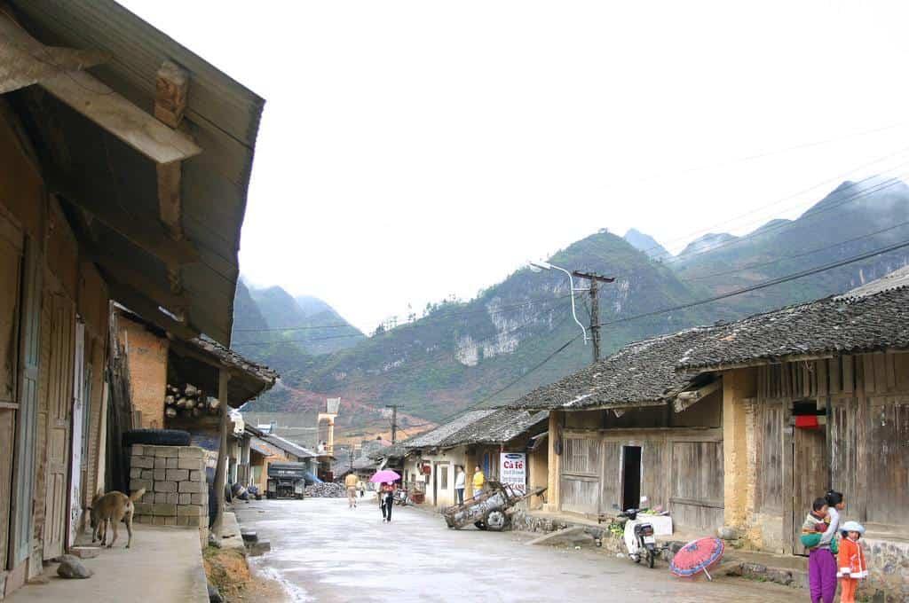 Đi du lịch tại Hà Giang