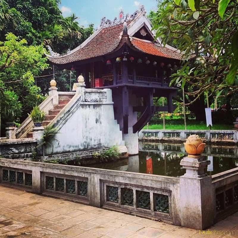 Tour đi du lịch ở Hà Nội