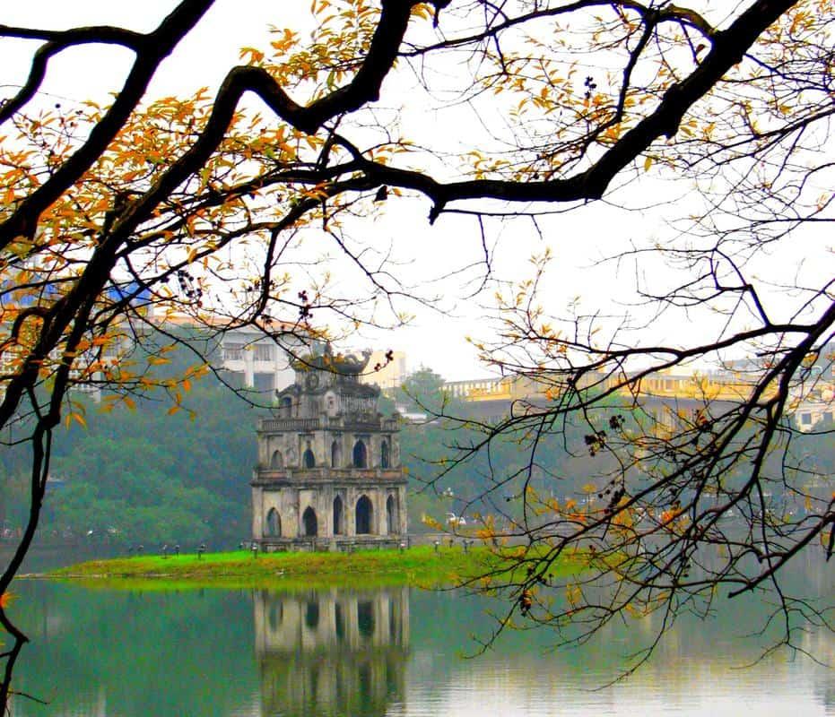 địa điểm du lịch ở Hà Nội