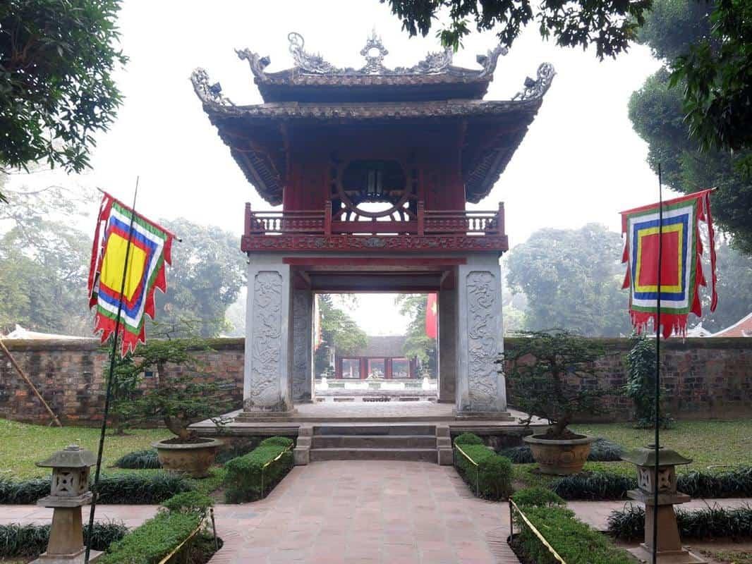 Du lịch tại Hà Nội
