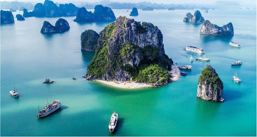 Du lịch ở Việt Nam