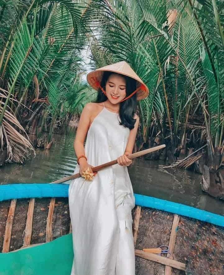 rừng dừa Bảy Mẫu ở Hội An