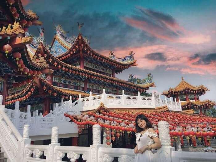 Đi du lịch Châu Á