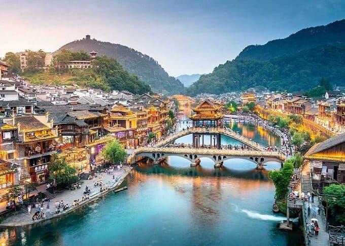 Những địa điểm du lịch ở Châu Á