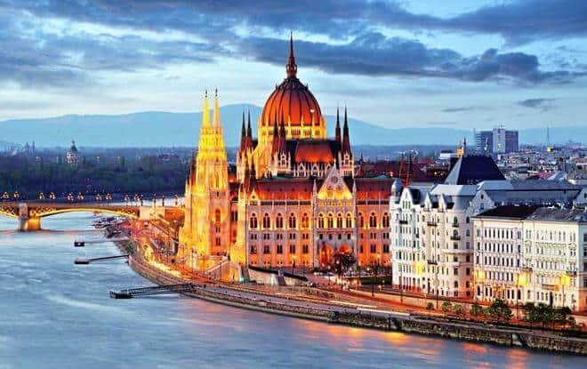 Du lịch Đông tây Âu nên đi đâu?