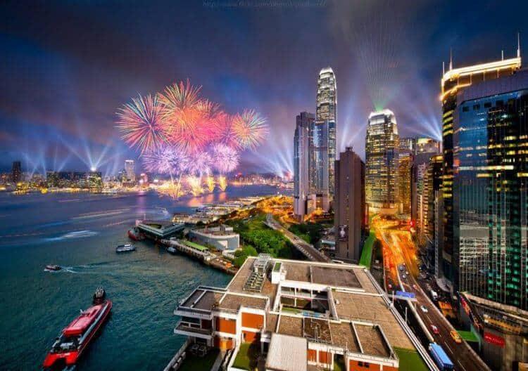 Những điểm du lịch ở Hong Kong