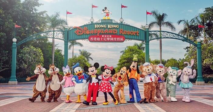 Các điểm du lịch ở Hong Kong