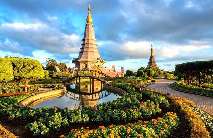 Du lịch nước ngoài tại Châu Á