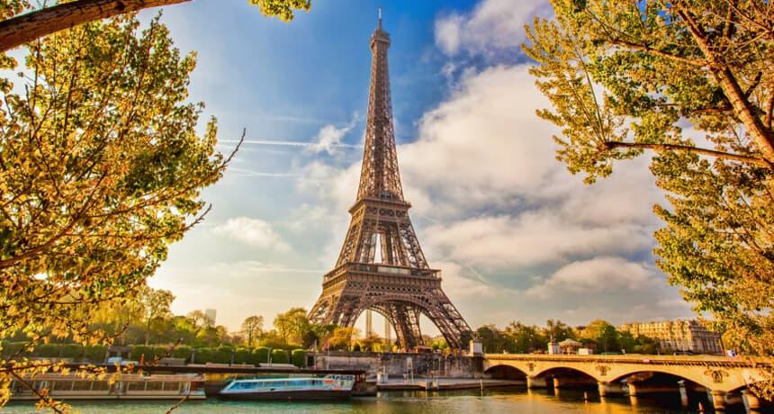 Du lịch nước ngoài tại Châu Âu