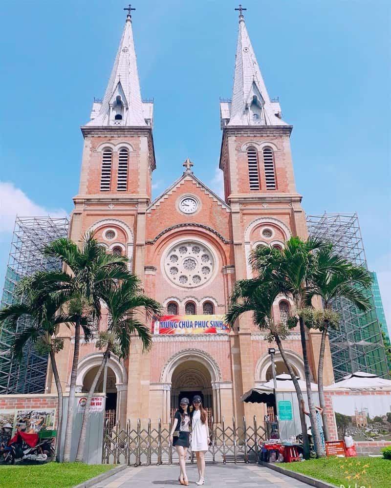 Tour du lịch Sài Gòn - Mũi Né - Vũng Tàu
