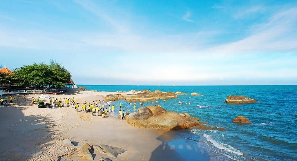 Tour Sài Gòn - Mũi Né - Vũng Tàu