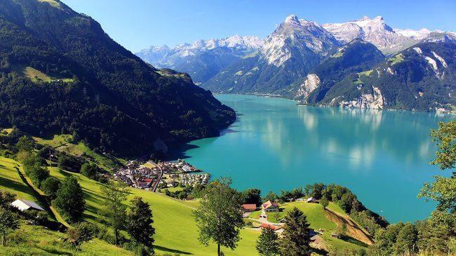 Địa điểm du lịch Tây Âu