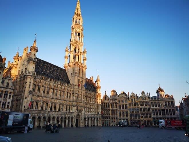 Du lịch Tây Âu ở đâu đẹp