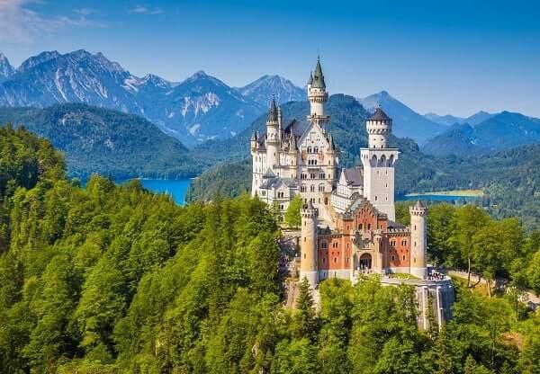 Đi du lịch Tây Âu