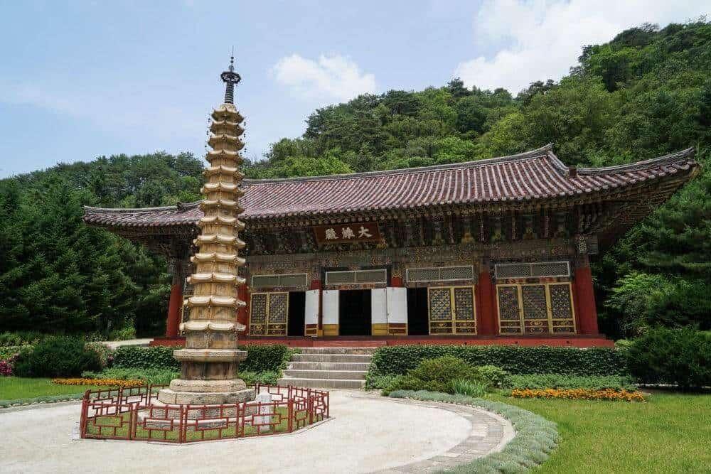 Du lịch Triều Tiên có gì