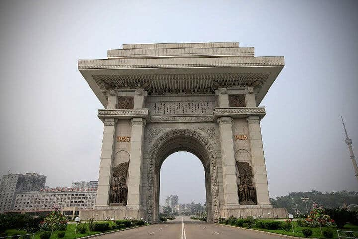 Địa điểm du lịch Triều Tiên
