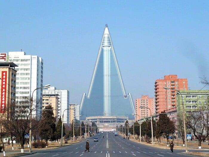 Cách đi du lịch Triều Tiên