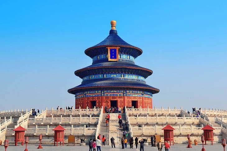 Du lịch Trung Quốc địa điểm đẹp