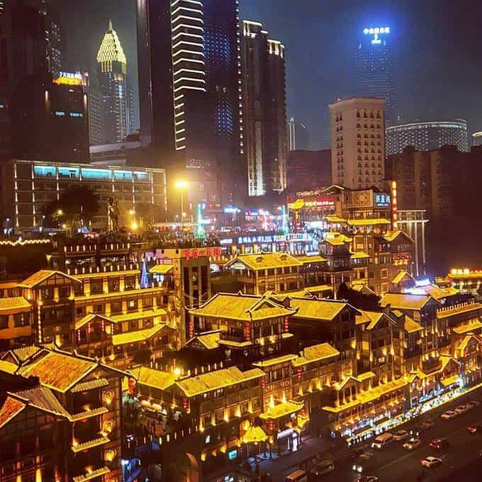 Du lịch Trung Quốc kinh nghiệm