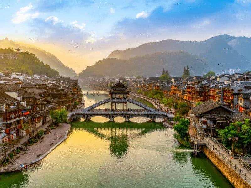 Du lịch Trung Quốc Phượng Hoàng