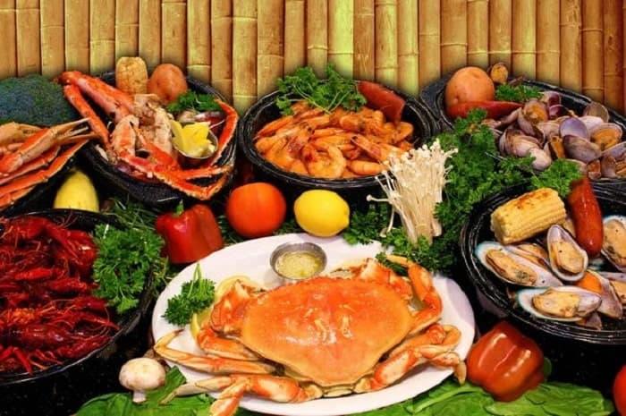 hải sản bình dân Nha Trang