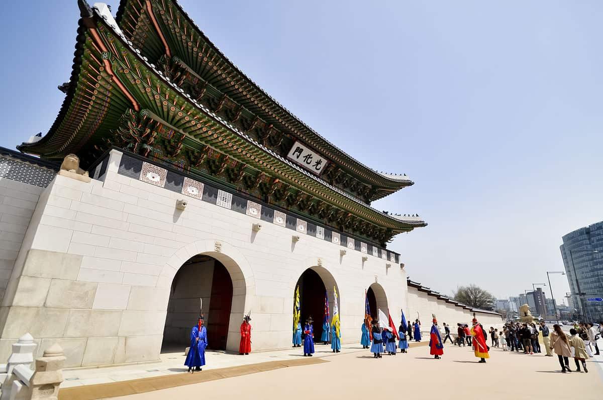 Cổng Gwanghwamun
