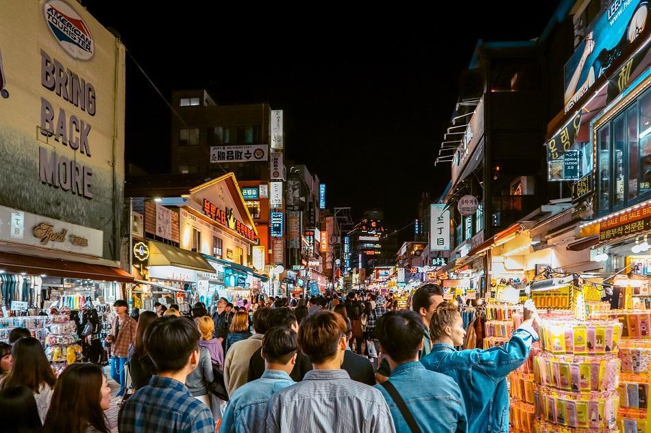 các địa điểm nổi tiếng ở seoul