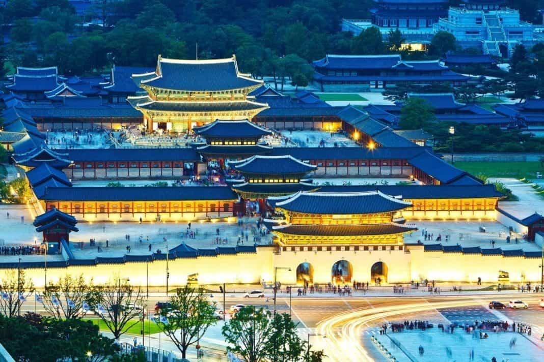 Cung Gyeongbokgung Seoul