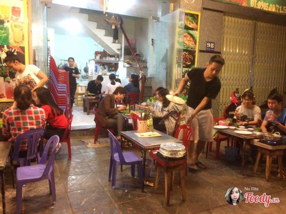 nướng ngói Nha Trang