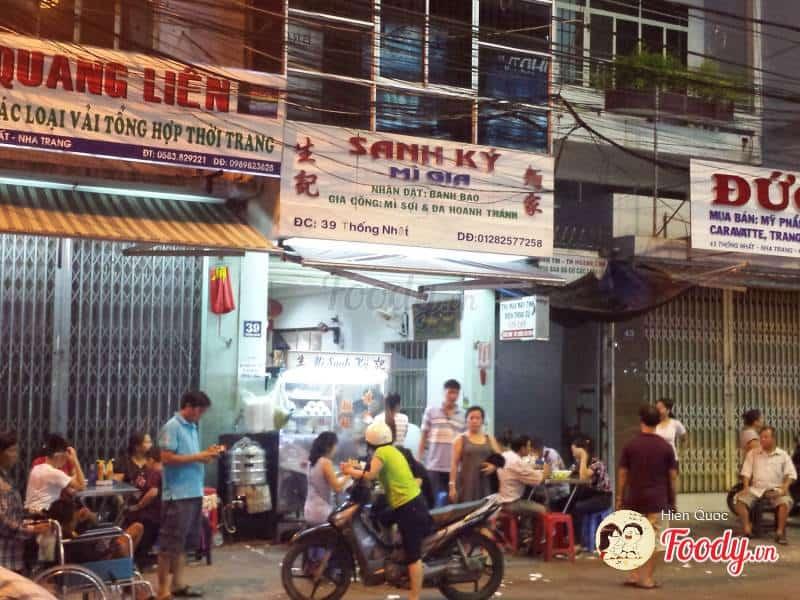 các quán ăn đêm ở nha trang