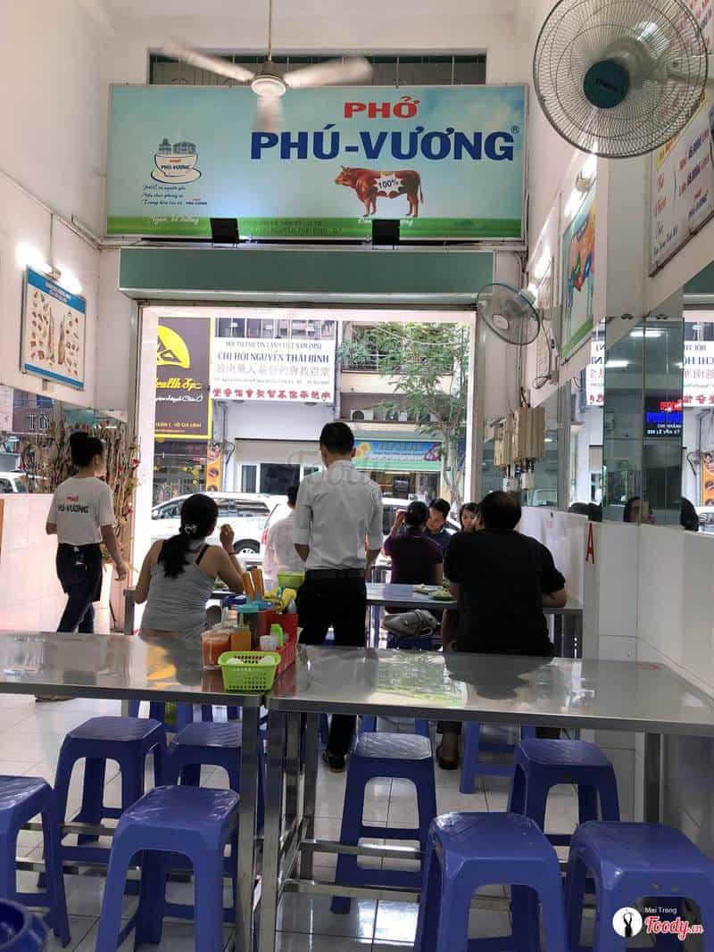 Quán ăn ngon đường Nguyễn Thái Bình Quận 1