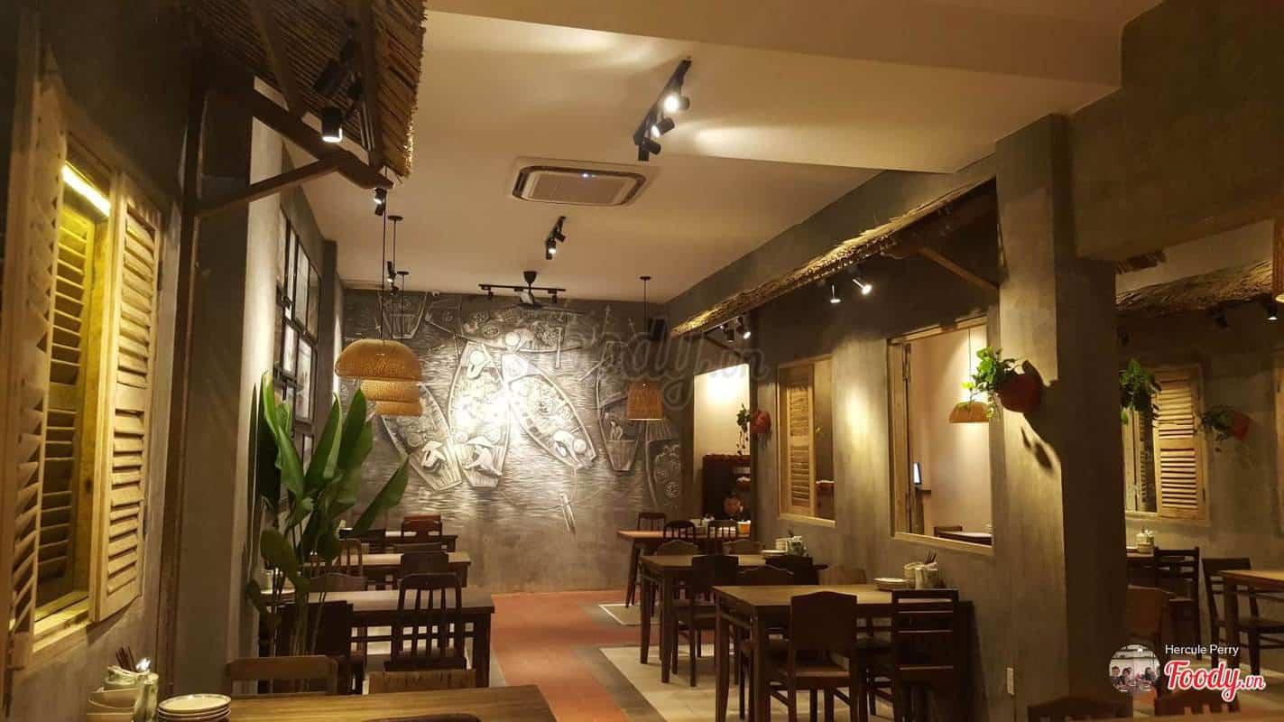 Địa chỉ quán ăn ngon đường Nguyễn Thái Bình Quận 1