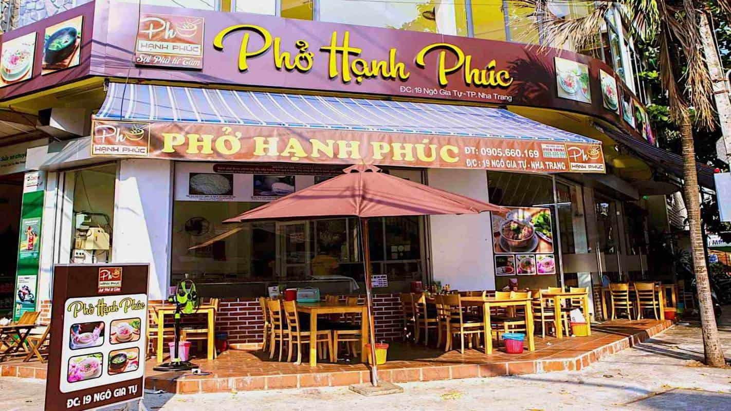 quán ăn sáng ngon ở Nha Trang