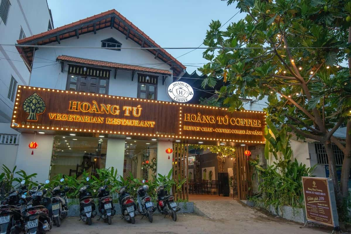 Nhà hàng chay ngon ở Nha Trang