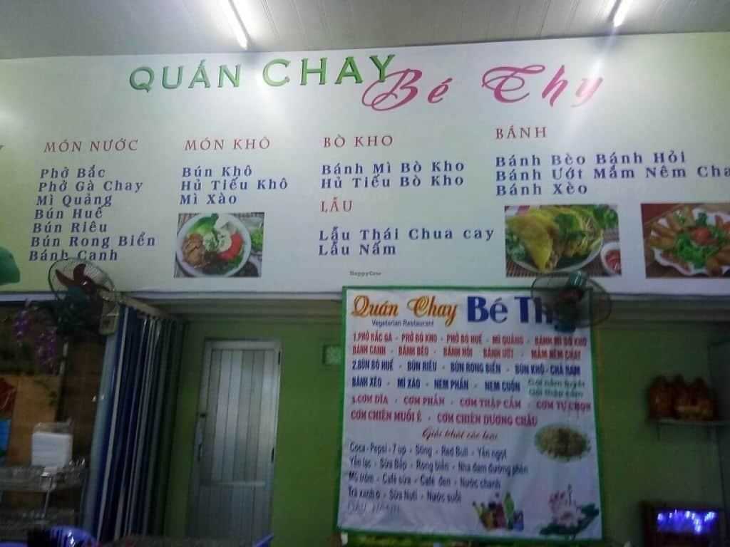 quán chay Nha Trang