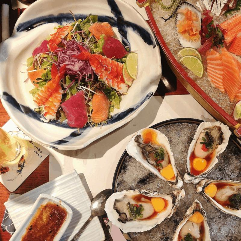 Sushi Hokkaido