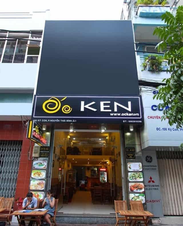 Ốc Ken - 158 Ký Con
