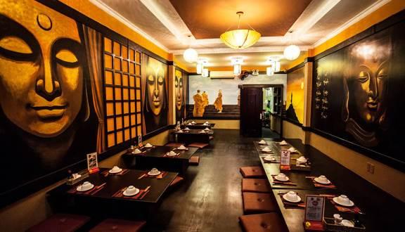 Nhà hàng Budha - Phi Nhung