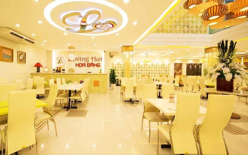 Nhà hàng chay Hoa Đăng quận 1