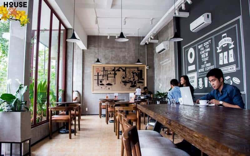 quán cafe học bài quận 1