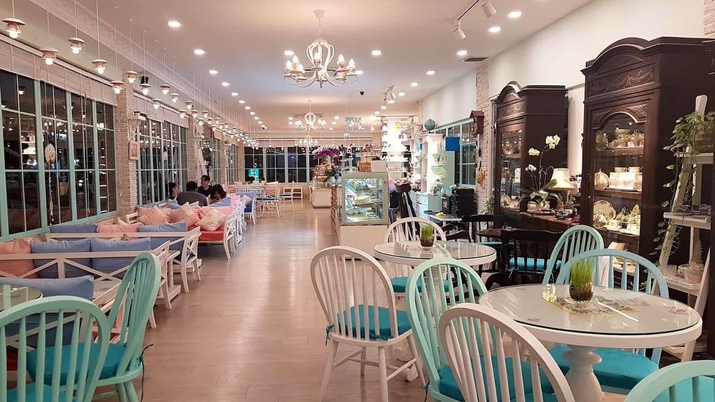 Quán cafe đẹp tại quận 1