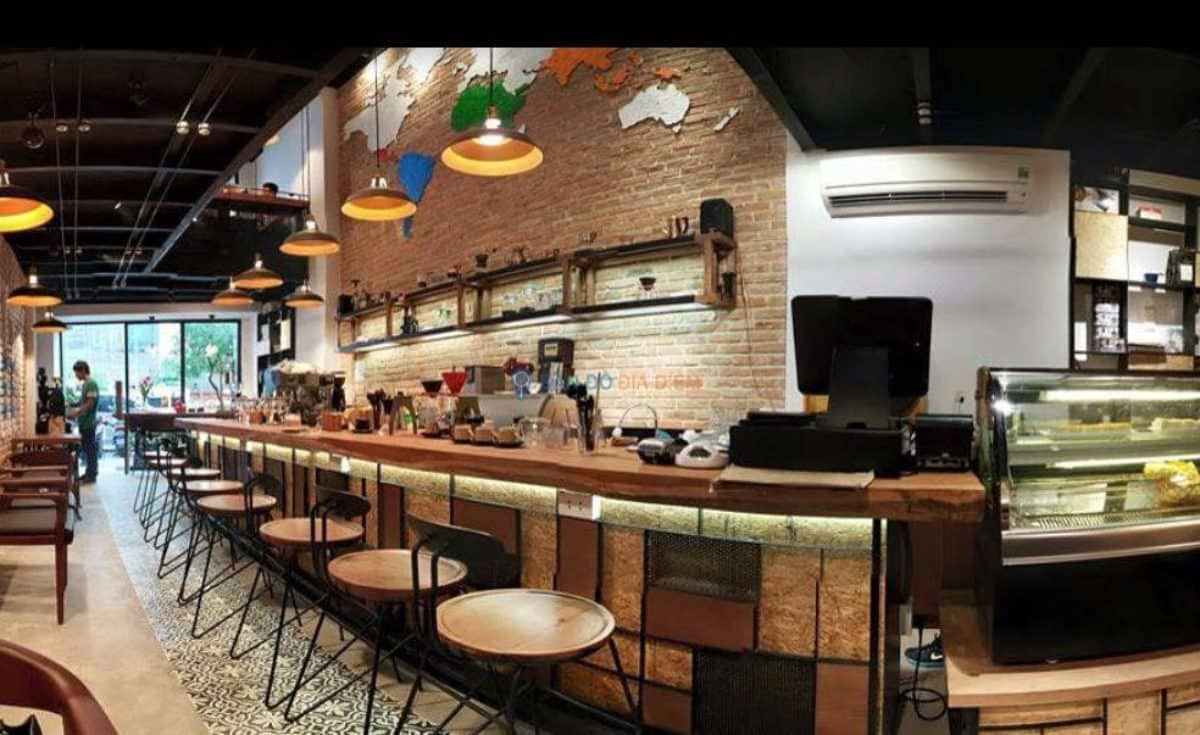 Quán cafe Shin Coffee