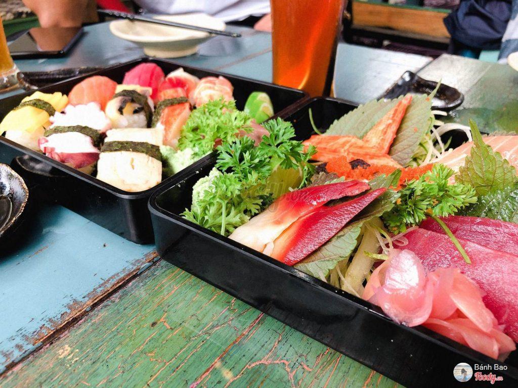 sushi nha trang ngon